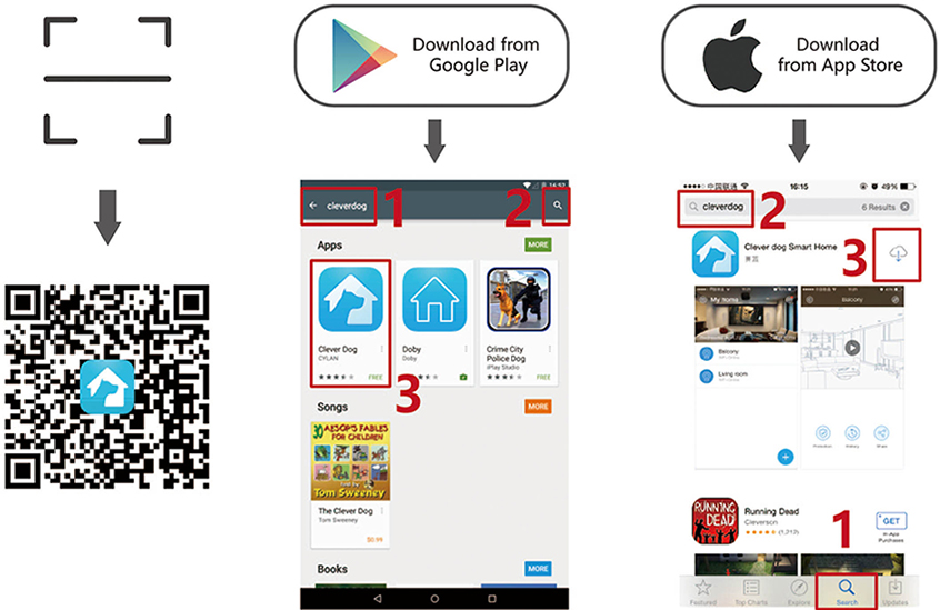 blau app download